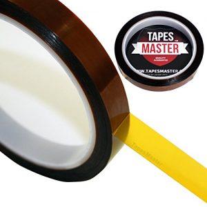 3d printer accessories kapton tape