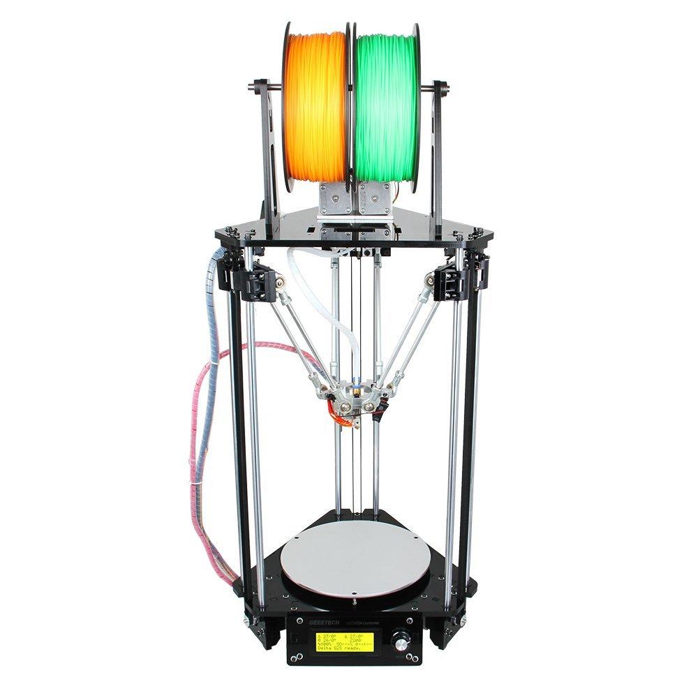 best 3d printer under 1000 geeetech delta