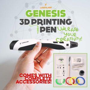 3d printing pen review genesis