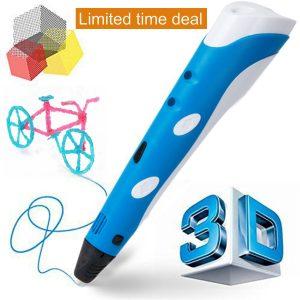 3d printing pen review manve